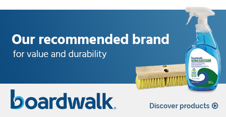 Boardwalk, our recommended brand for value and durability