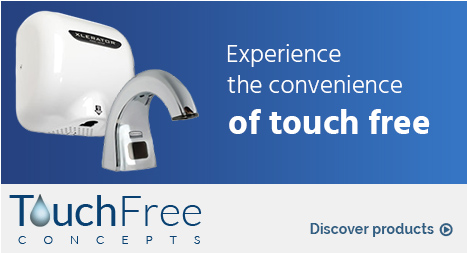 Experience the convenience of TouchFree products