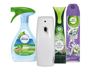 Keep your home smelling fresh
