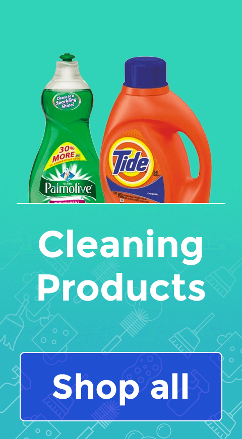 Cleaning Products & Tools