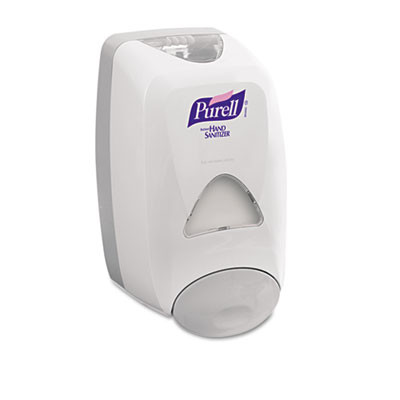 Jump to FMX-12 hand sanitizer dispensers and refills