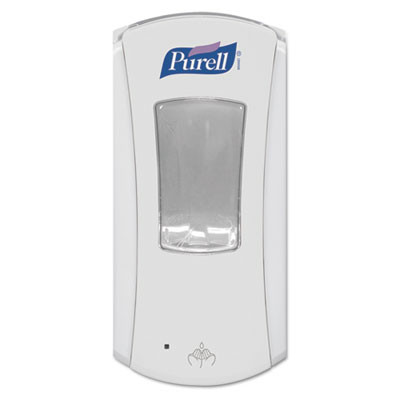purell automatic hand sanitizer dispenser instructions