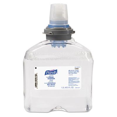 Purell instant hand sanitizer refill, foam, 1200ml